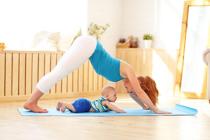 Yana Yoga Loft Limburg Yoga für Mama & Baby