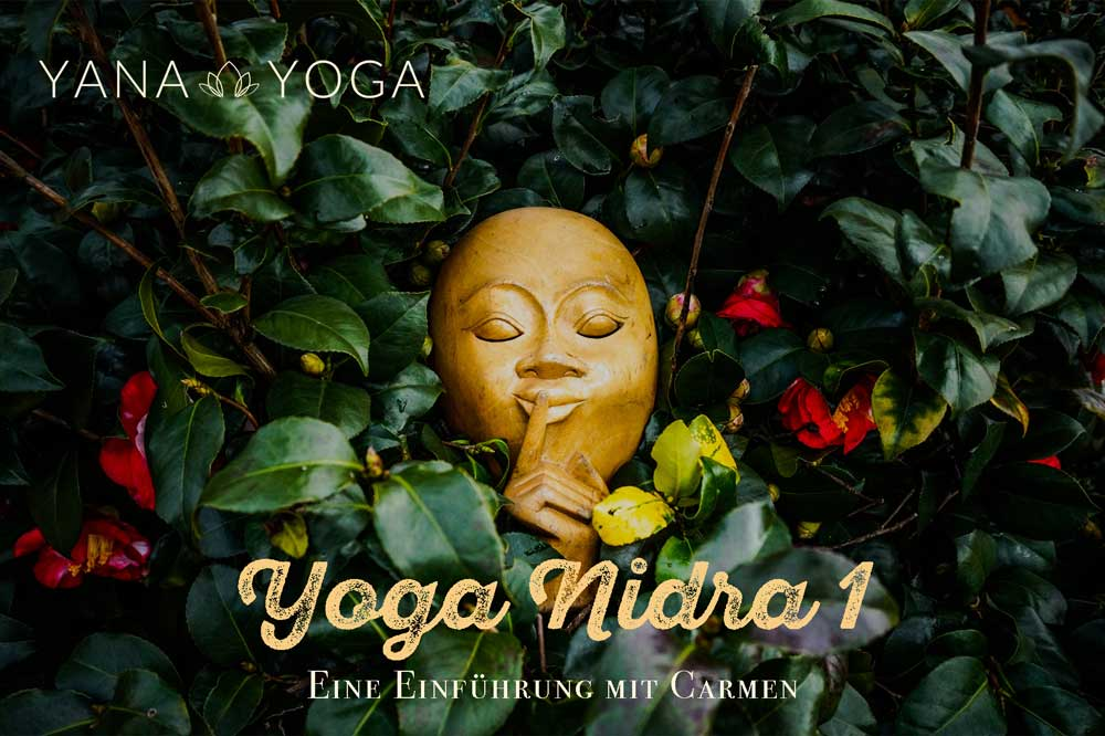 Yoga Nidra Workshop bei Yana Yoga Limburg